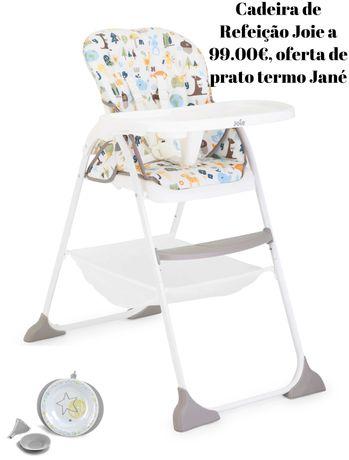 Cadeira de Refeição JOIE NOVA
