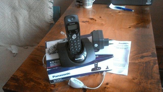 Telefon Panasonic KX-TCD150PDB
