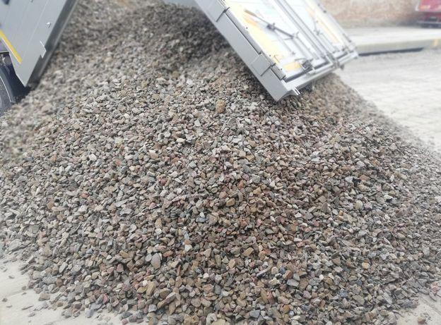 Kamień kruszony 0-31,5 mm, Kruszywo, Tłuczeń, gruz kruszony