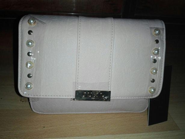 Damska torebka znanej brytyjskiej marki Juno
