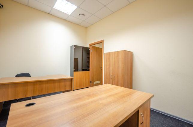 Меблированный офис ремонт 28 м2 БЦ ФАСАД рядом с Соломенской площадью