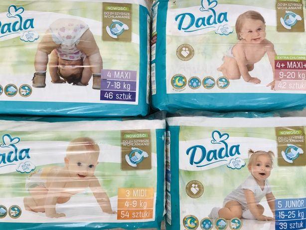 Dada Extra soft р.1 2 3 4 4+ 5 6 Дада экстра софт подгузники Харьков