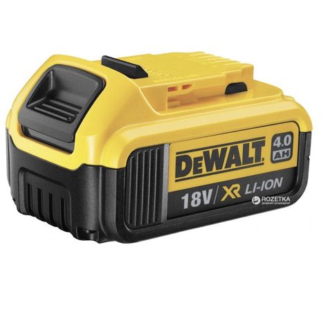Аккумулятор з індикатором заряду DeWALT DCB182  4.0АН німеччина