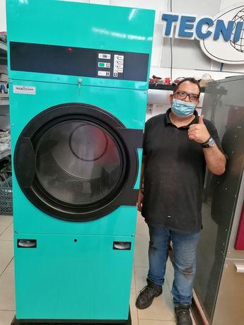 Máquina de secar 18kg industrial eléctrico self service etc