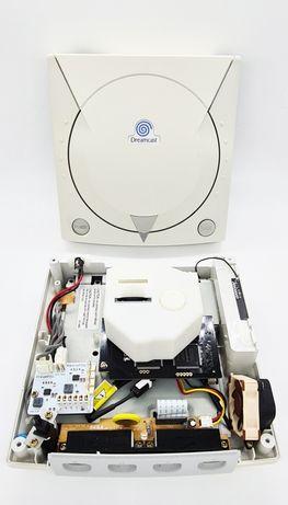 Modificação Dreamcast (GDEMU+DreamPSU)