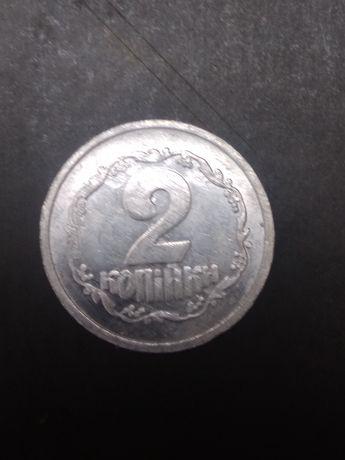 2 коп 1992року Україна