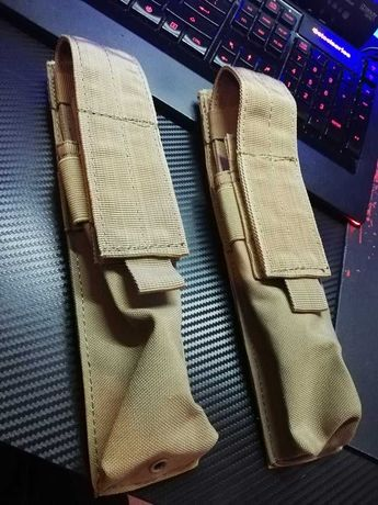 [Airsoft] Extended pouch molle MP5/MP7/MP9/Kriss vector
