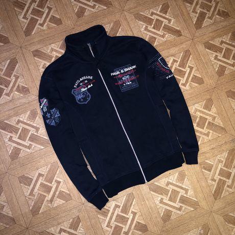Paul&Shark оригинал кофта свитер zilli zegna