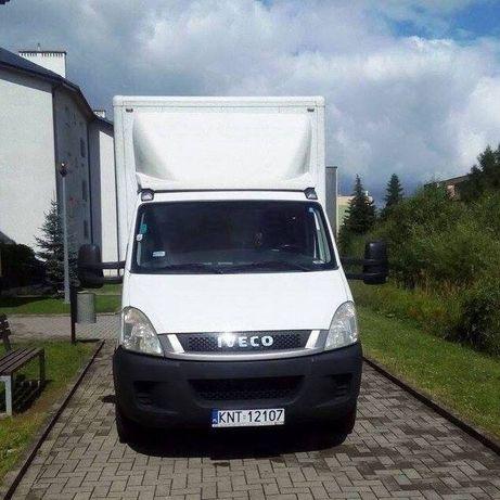 Transport, Usługi Transportowe - Przeprowadzki