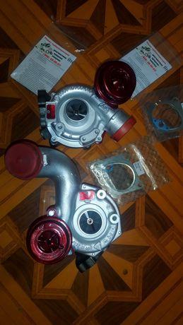 Ремонт турбин Ауди а6 2,7 би турбо Audi k03 k04 1.8 2.0без посредников
