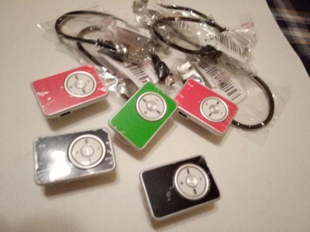 Мп-3 плееры новые + USB Кабель! Распродажа!