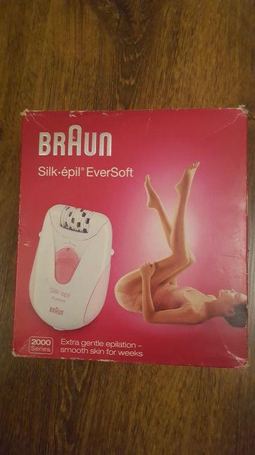 Depilator Silk epil EverSoft Braun
