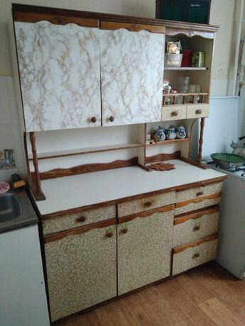Меблі для кухні - буфет, 3 шафки