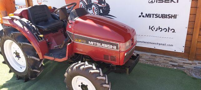 Mitsubishi MTX245 4x4 32cv bloqueio