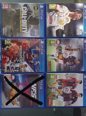 GRY Playstation 4