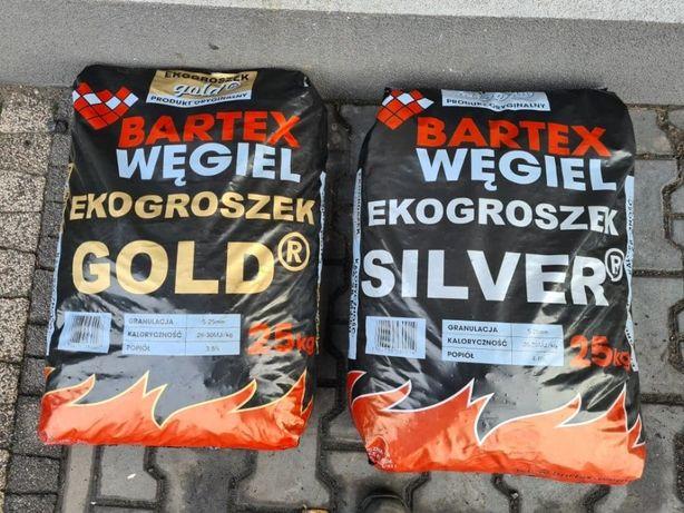 Ekogroszek Bartex Gold/ Silver PROMOCJA!