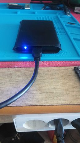HDD Portatil 500 gb com usb 3.0