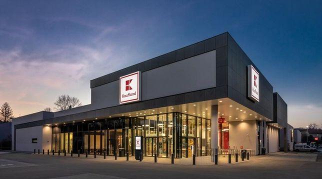 Kaufland Poznań ul. Brneńska lokale handlowe w nowym centrum handlowym