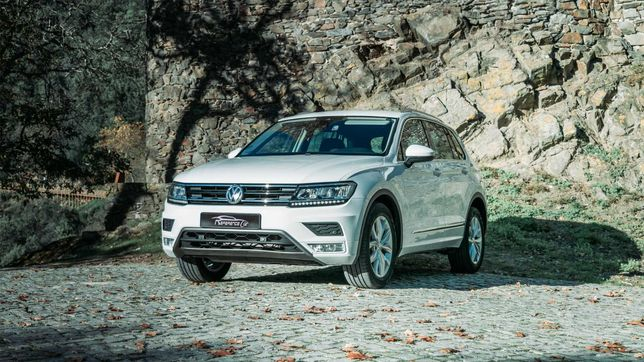 VW Tiguan 2.0 TDi Sport - 276€/MÊS