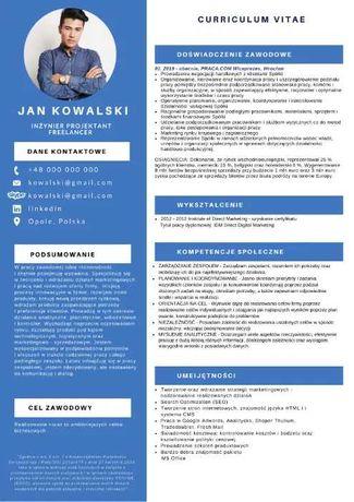 Pisanie profesjonalnego CV i LM, tłumaczenia, zdjęcia biznes