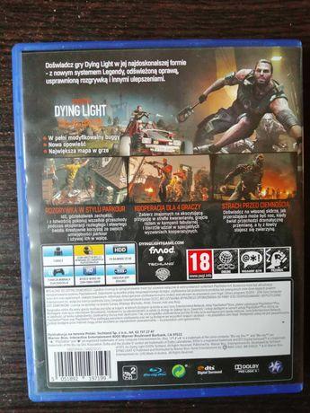 Dying light Edycja rozszerzona PS4 PL