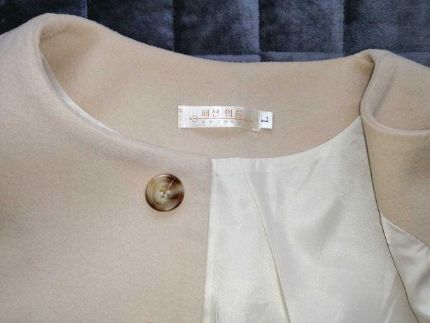 Весняне пальто нове. Тканина кашемір