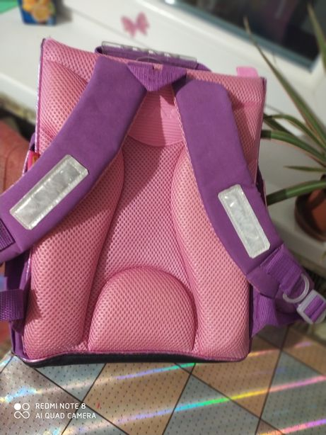 Рюкзак для девочки.Ортопед