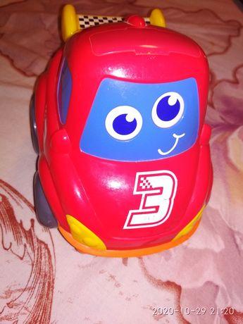 Машинка для малышей Blue-Box