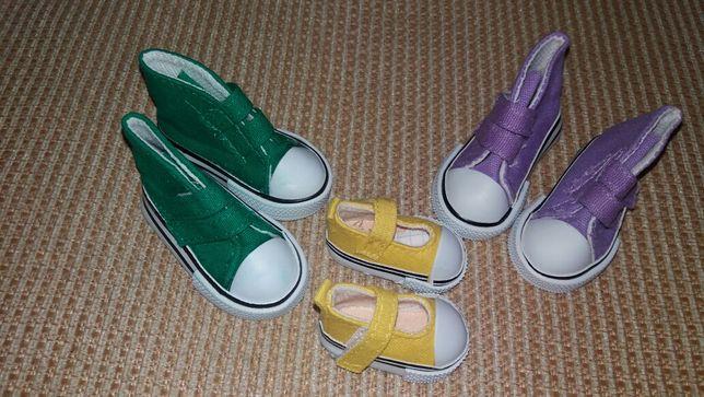 Обувь для кукол 5 см и 7.5 см