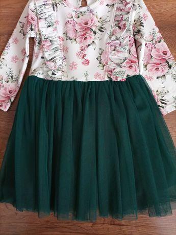 Sukienka dziewczynka 92 NOWA