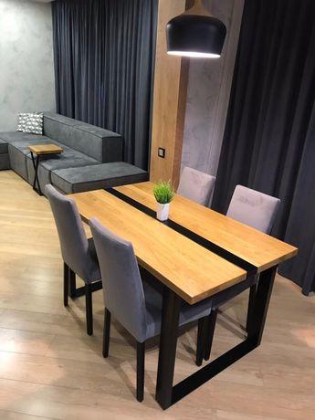 Стол лофт, стіл лофт, Безплатная доставка кухонный в гостинную офисный