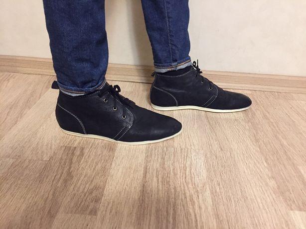 Ботинки кожаные демисезонные Vagabond