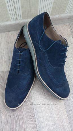 Мужские замшевые туфли Mark New York Ba Andrew Mark Rockwood р. 44, 5