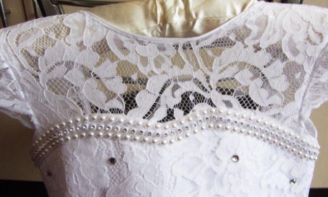 Платье праздничное р. 134