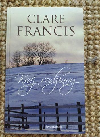"""książka C. Francis """"Kraj rodzinny"""""""