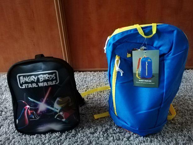Plecak dla chłopca 3-6 lat Nowy