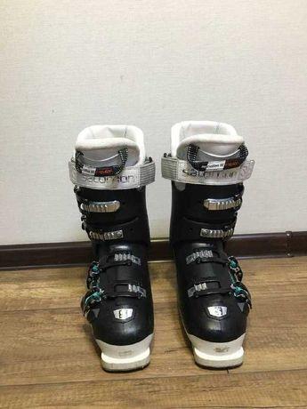 горнолыжные ботинки SALOMON 40р.