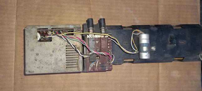 Блок питания советского магнитофона рига