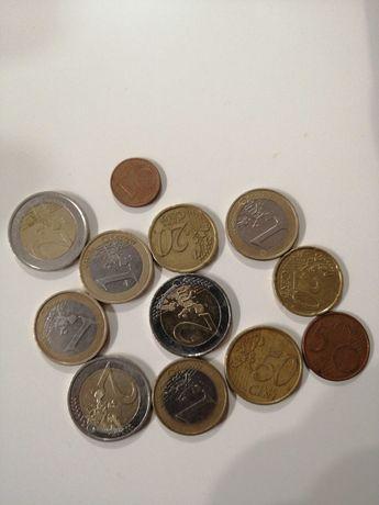 Wymienię bilon Euro, Korony norweskie, duńskie i islandzkie na PLN