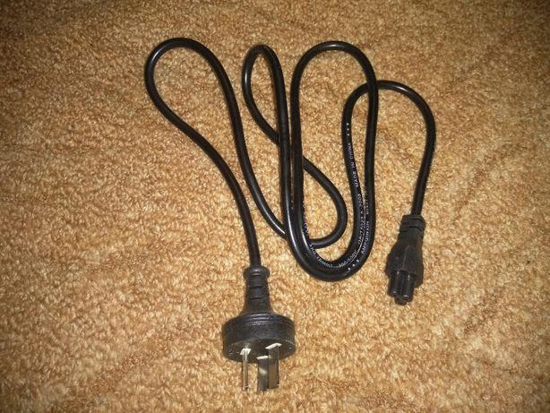 Компьютерный шнур, кабель питания с английской вилкой