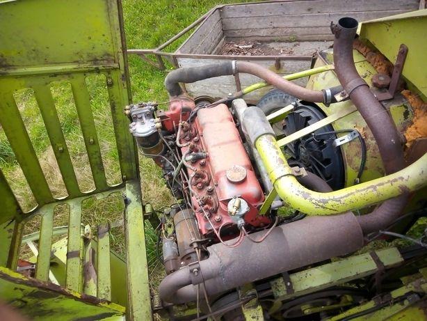 Silnik Massey Ferguson