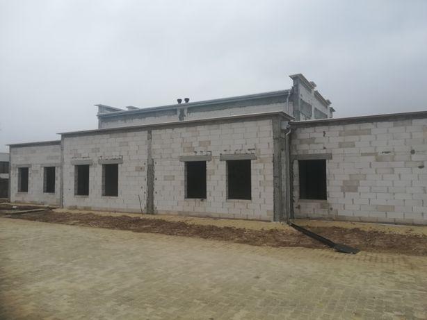 Fundamenty budowa domów usługi budowlane koparką minikoparką