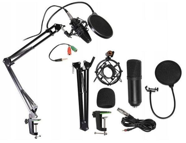 Mikrofon pojemnościowy TRACER Studio Pro