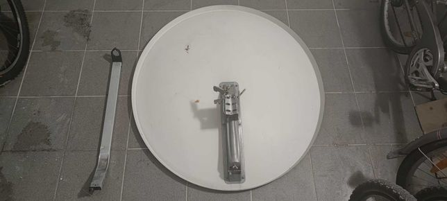 Czasza sat antena satelitarna 115x105cm mocna