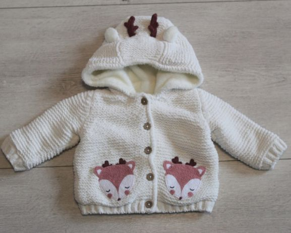 Sliczny sweterek Tu 62/68
