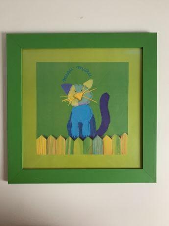 Obrazy do pokoju dziedziecego