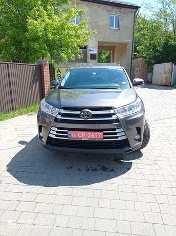 Toyota Highlander 2018р