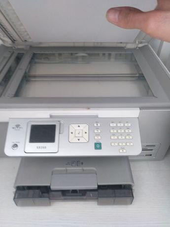 Impressora digitalizadora impressão e fax Lexmark