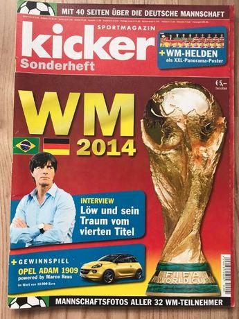Skarb Kibica Kicker Mundial 2014