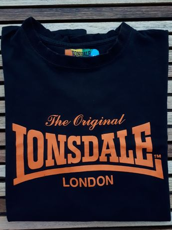 T-shirt/koszulka/bluzka/Lonsdale r.XXL
